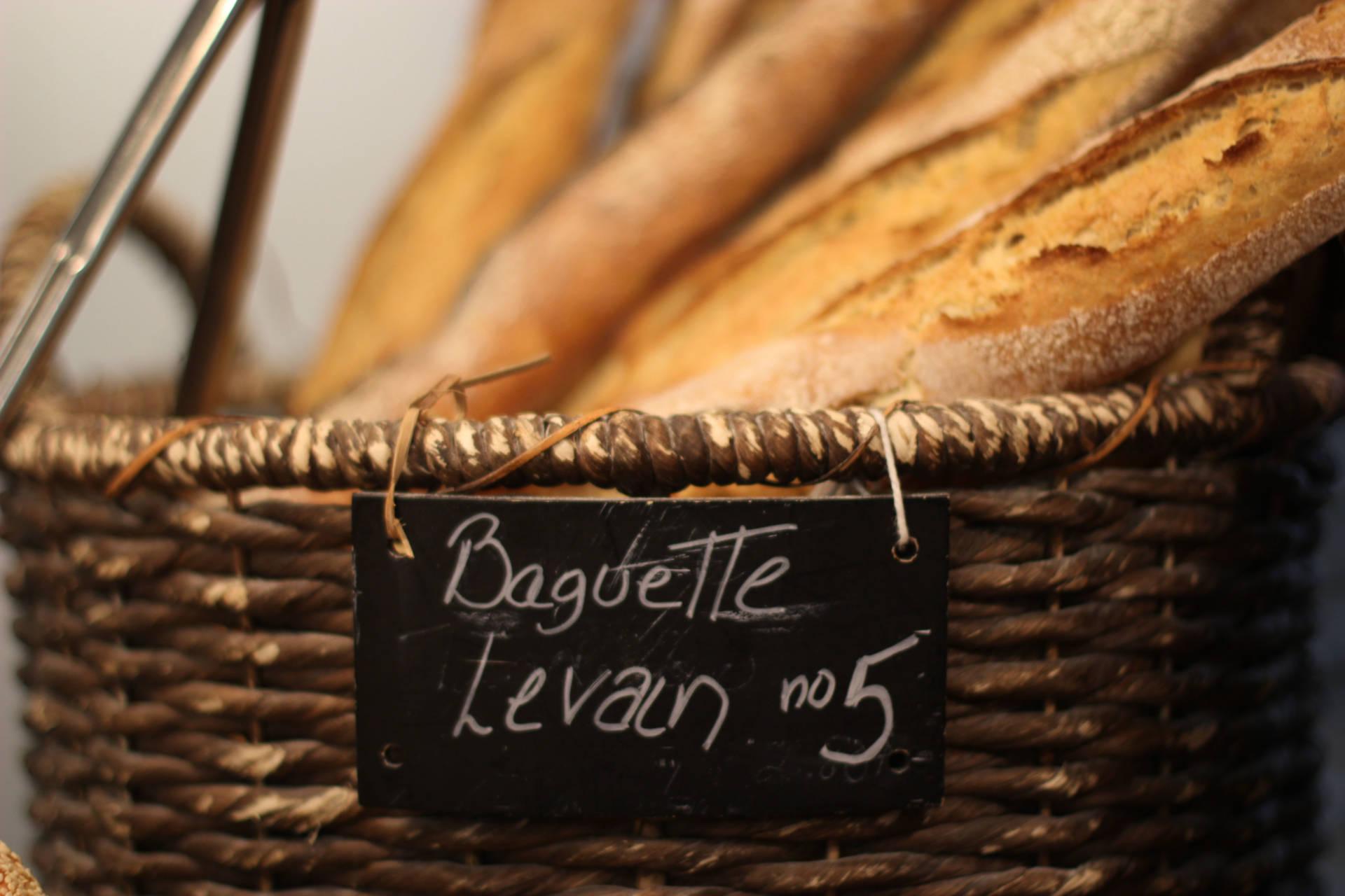 Baguette Levain no.5 | Boulangerie Levain no.5